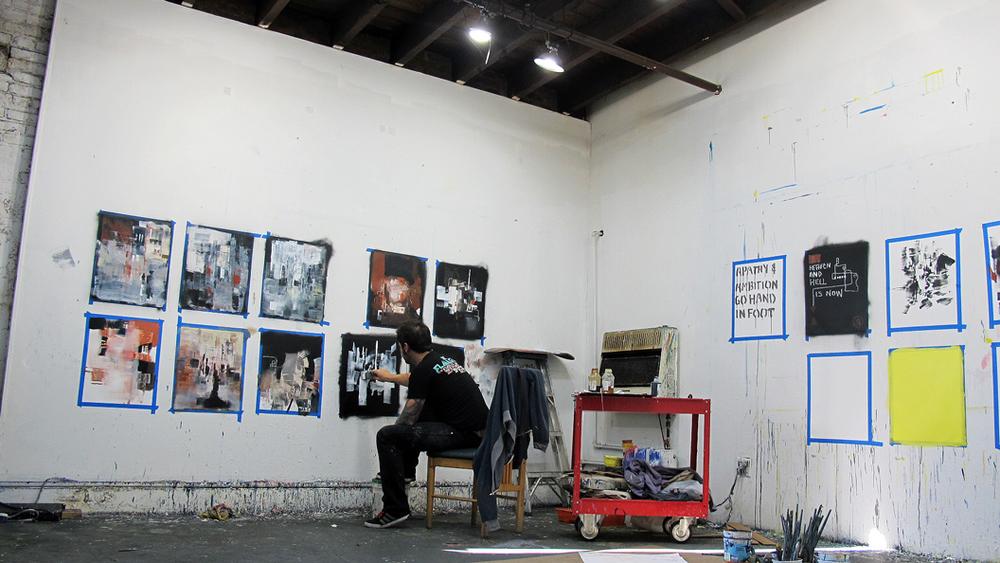 Brooklyn Studio April 2013