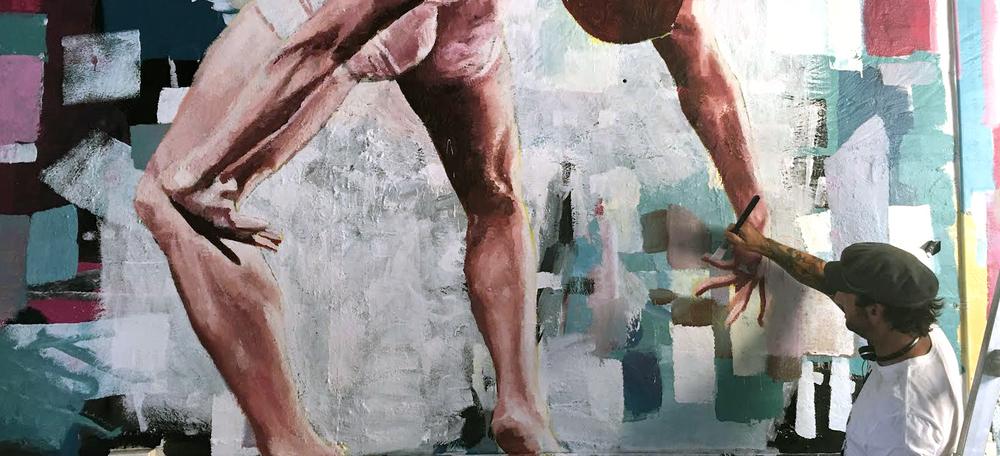 Mural @ Create Or Die 2016