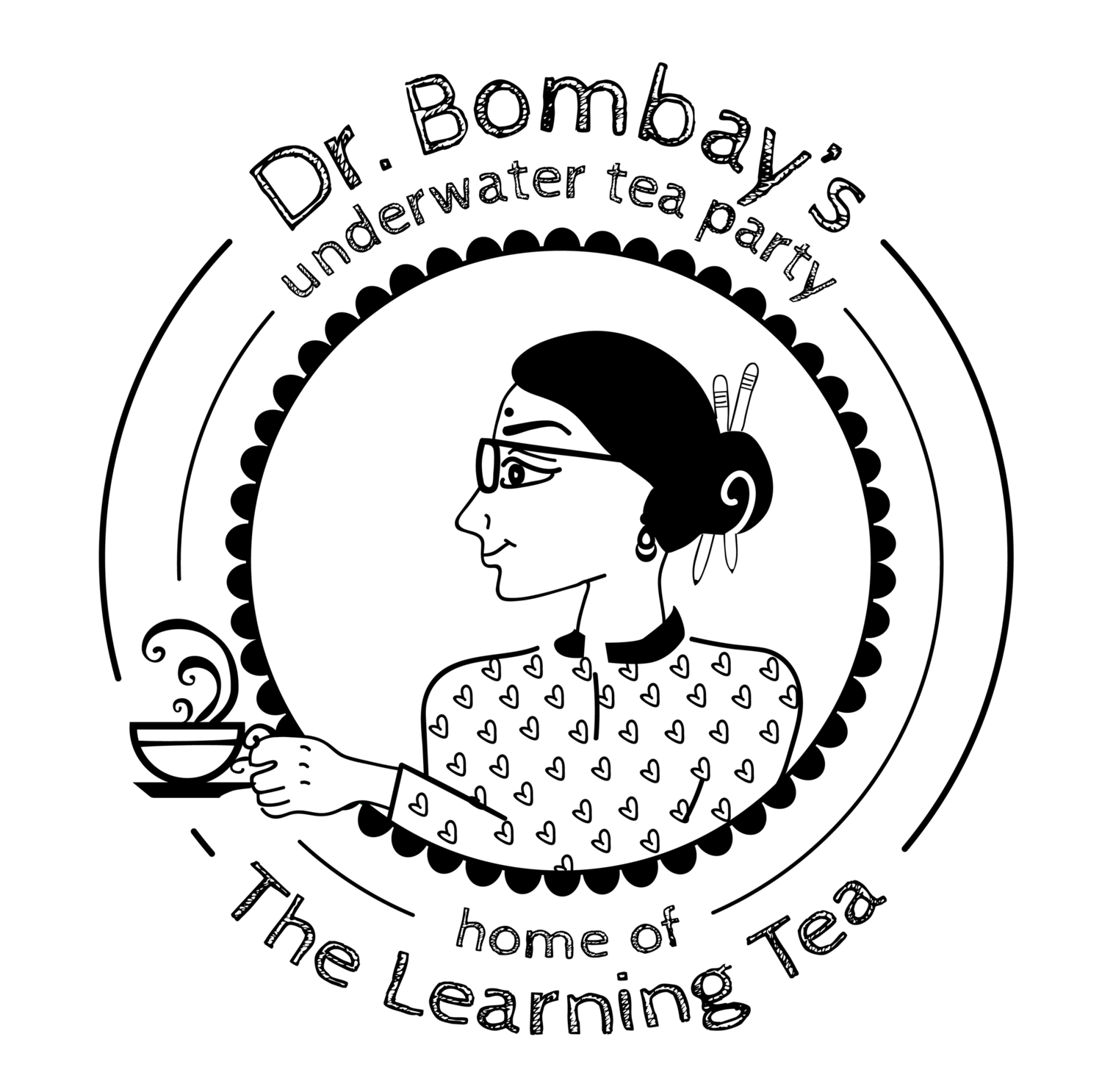 Dr. Bombay's underwater Tea Party