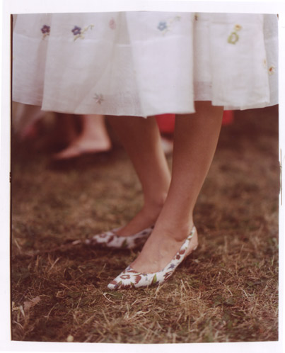 sunday shoes.   …    lena corwin .