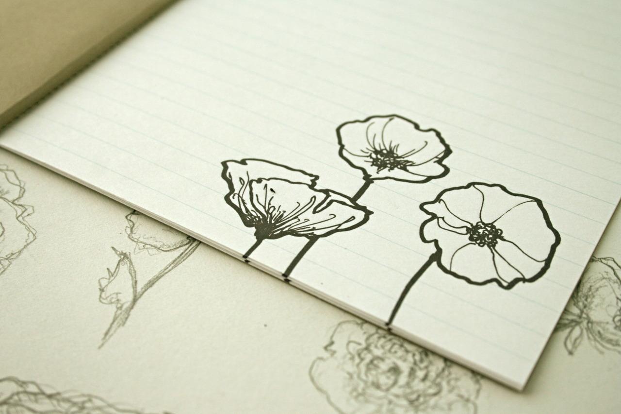 poppy paper, 2.0.