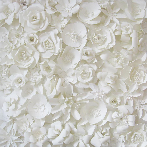 paper garden, by carol gearing (via  upon a fold )