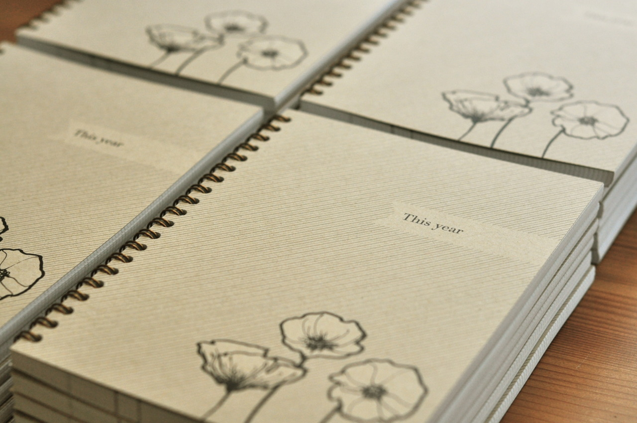 a peek at p&t planners on the ready…