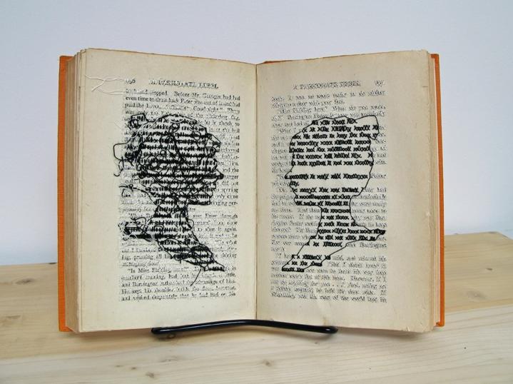 facing pages, by lauren dicioccio.