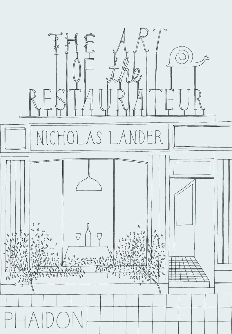 cover illustration & lettering by  nigel peake .