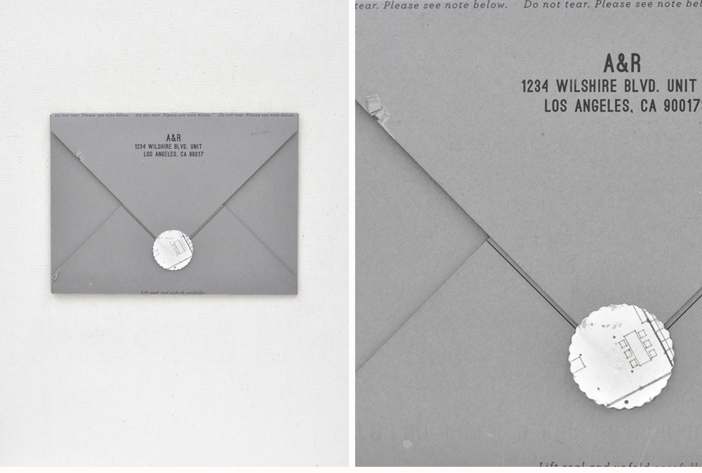 Wrk-shp Wedding Invitation / Paper & Type