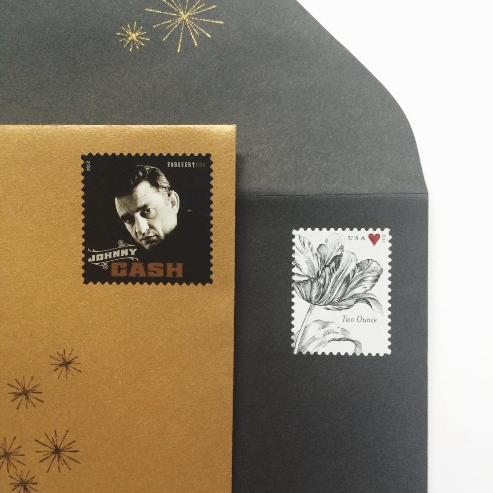 Current postage