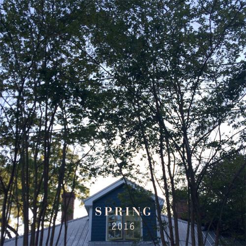 Spring 2016 Mixtape / Paper & Type