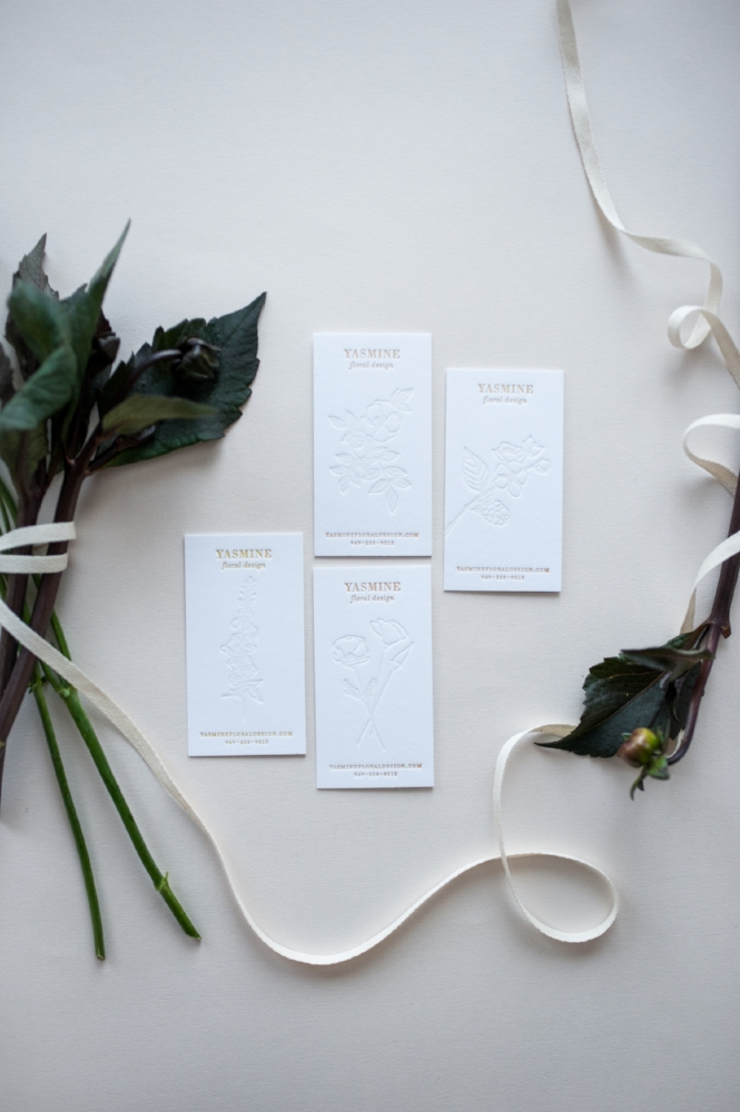 Yasmine Floral Design by Paper & Type, styling and photography by Emilie Anne Szabo