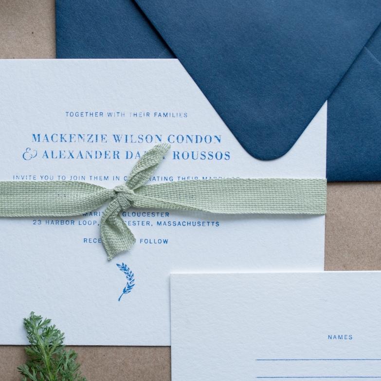 Simple Suite | Invitation