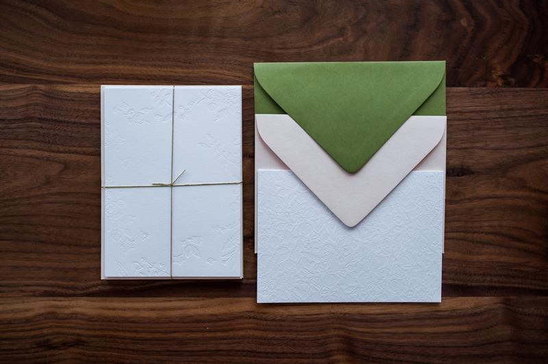 Flora Notecards / Paper & Type