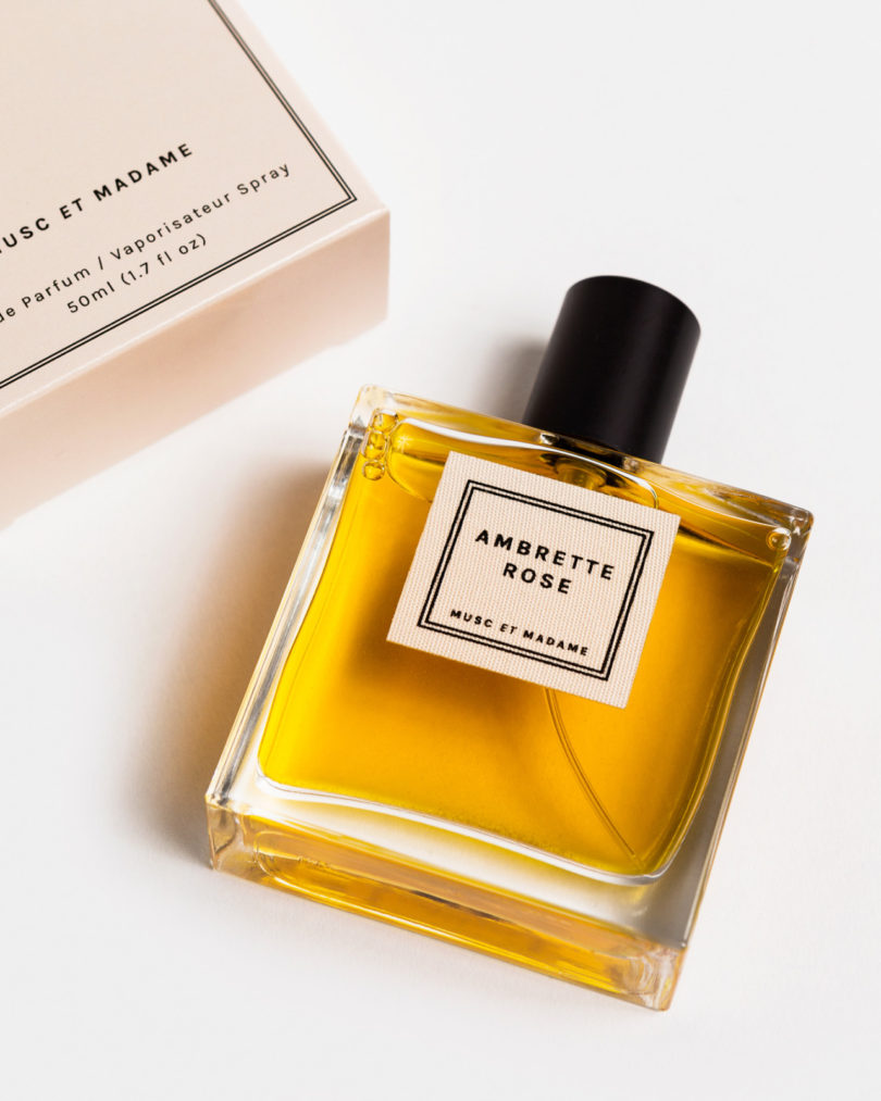 Musc et Madame / Capsule Parfumerie