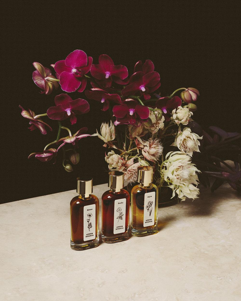 Copy of Aureum Botanica / Capsule Parfumerie