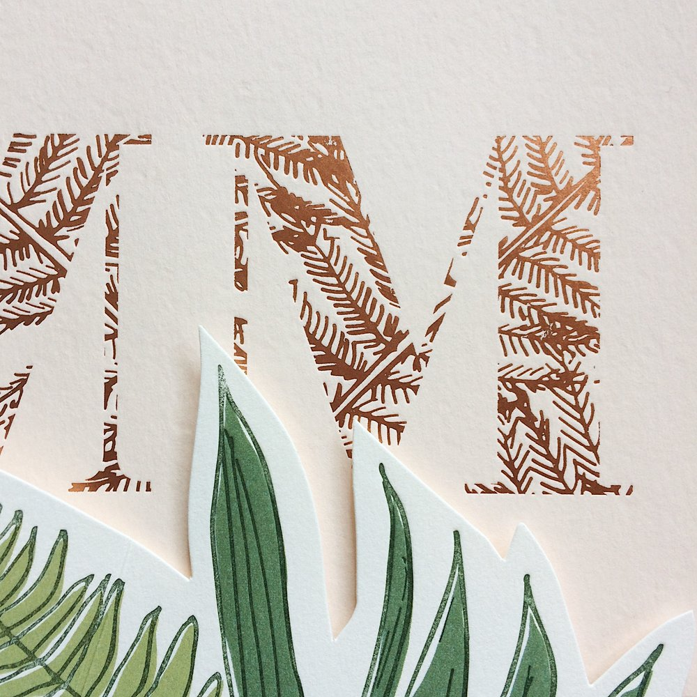 ferns & Flowers - [ COMING SOON ]