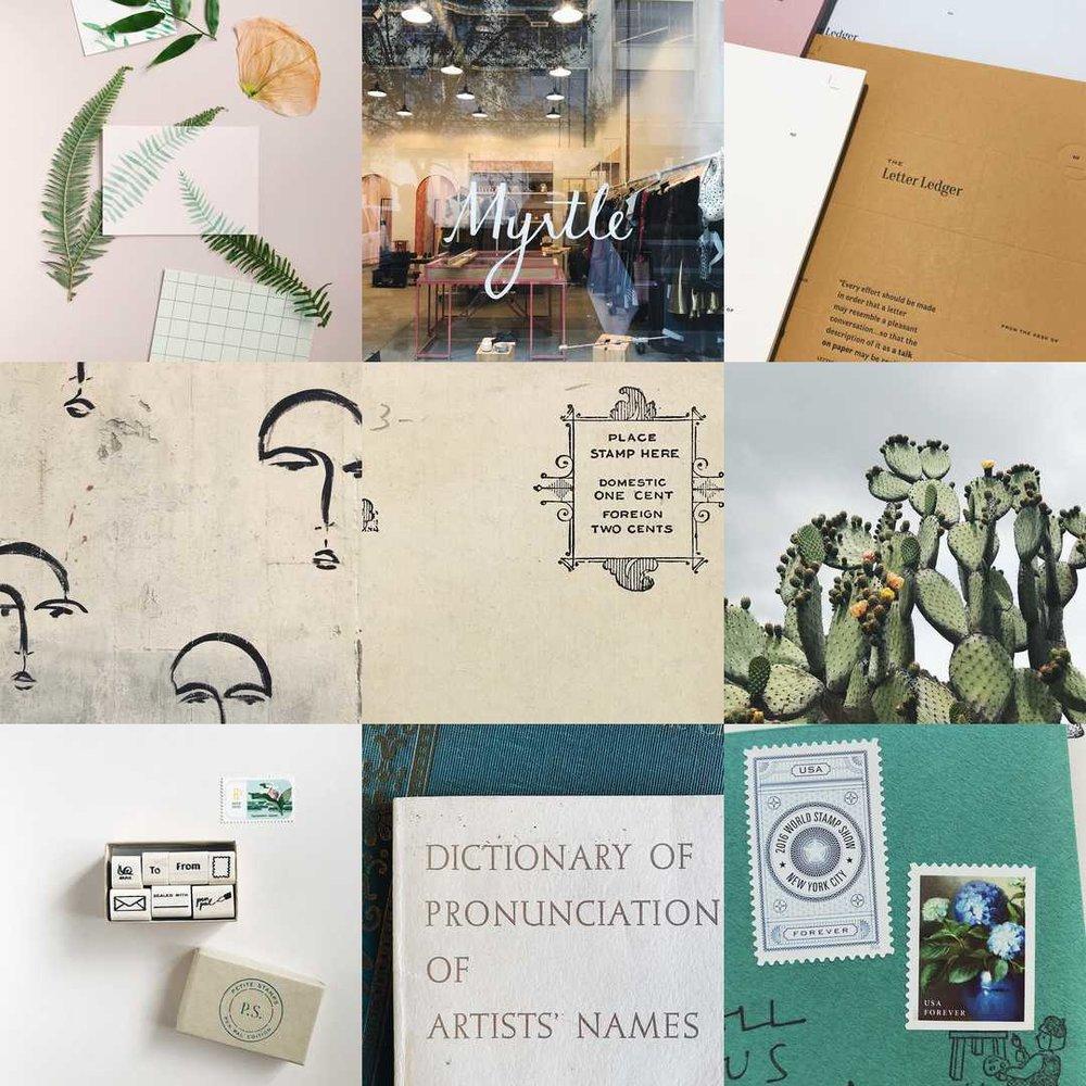 Paper & Type Instagram