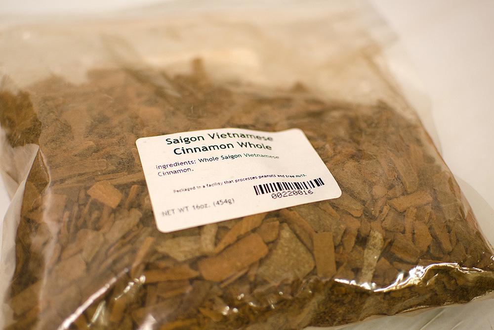 I use Saigon cinnamon, as it's the one with the most kick.
