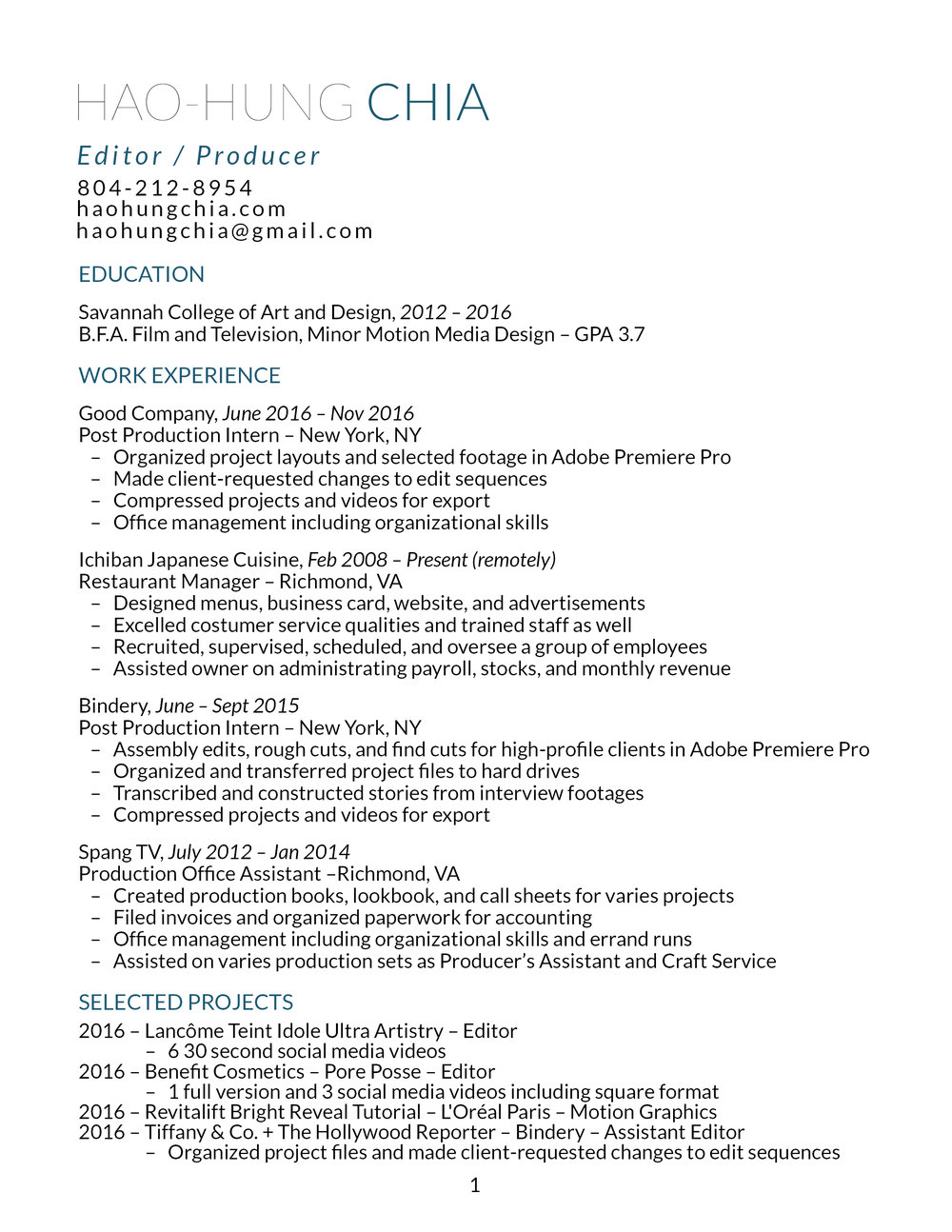 Unique Savannah Accounting Resume Frieze - Administrative Officer ...