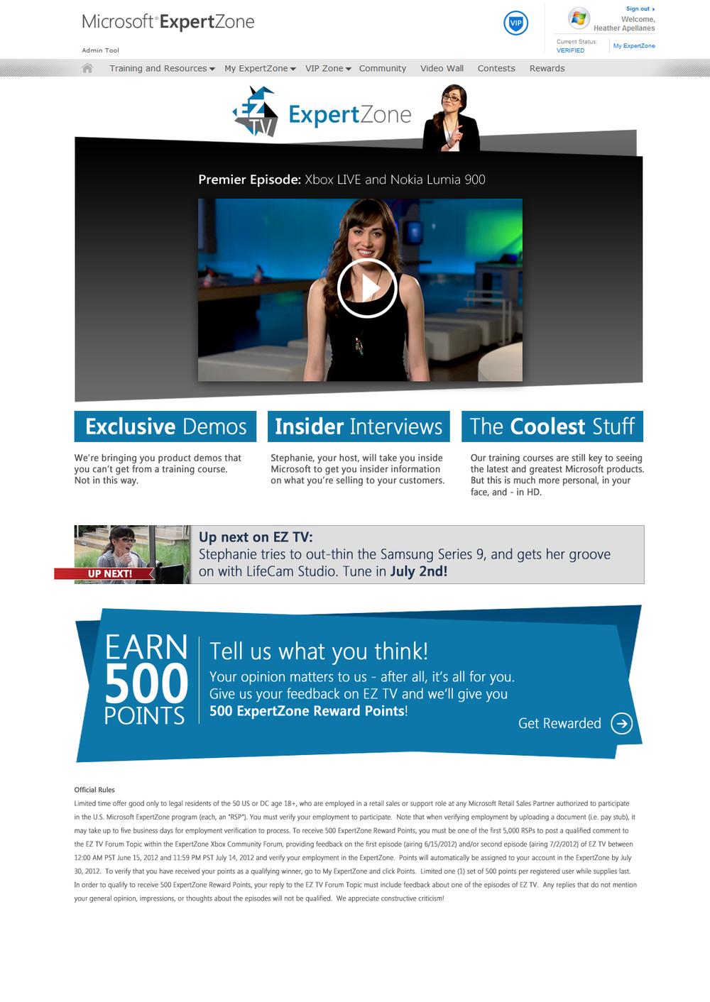 EZ TV Program Page Phase I.jpg