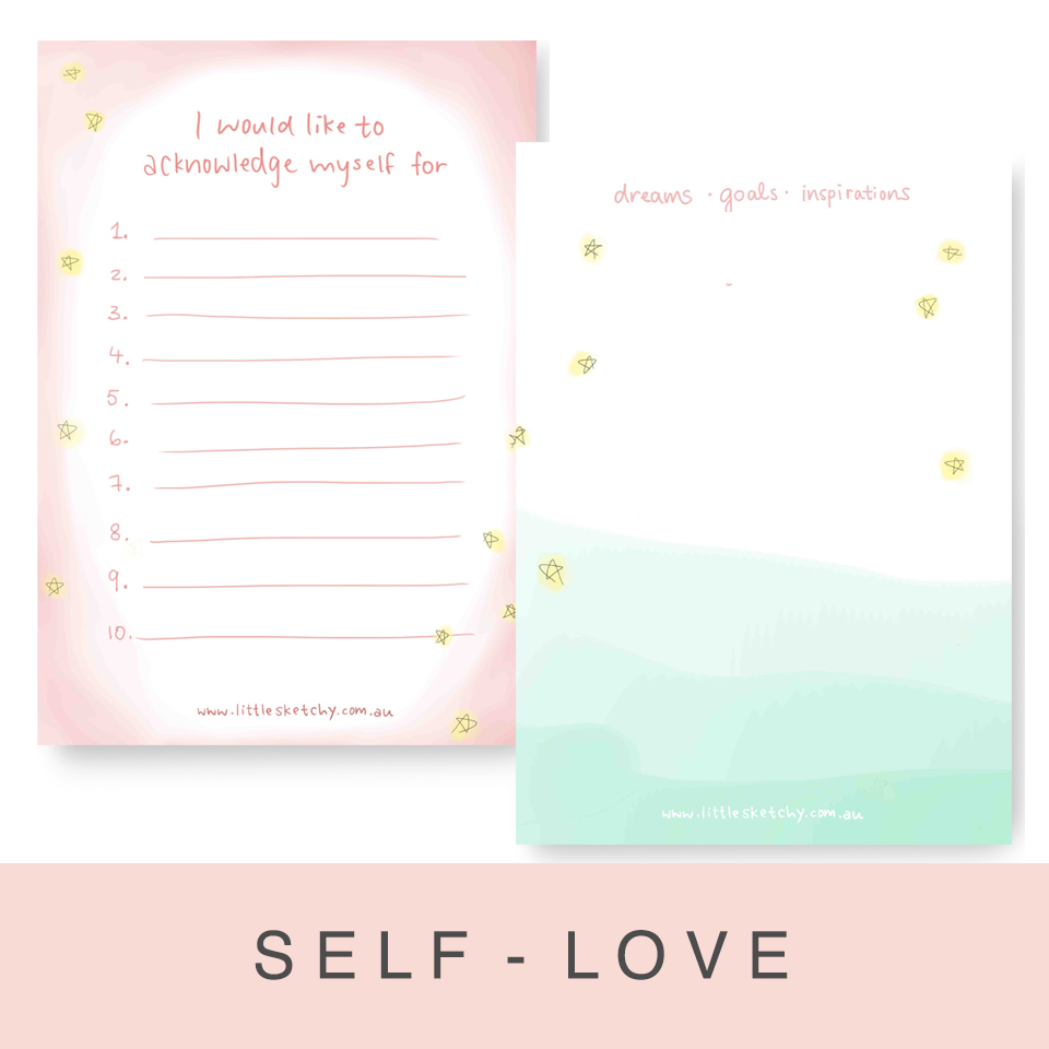 cute stationery worksheet