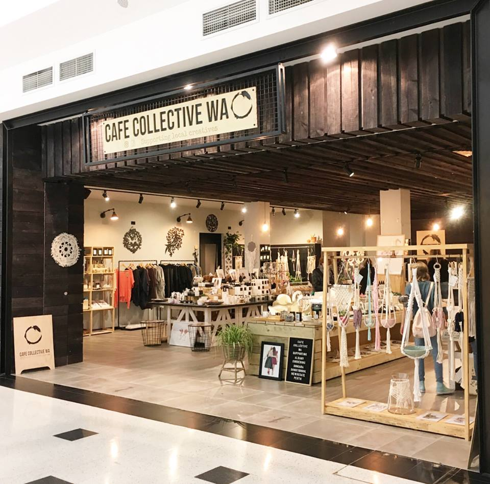 Cafe Collective WA @Westfield Whitford City