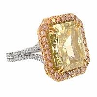 Jacob & Co. Yellow Diamond