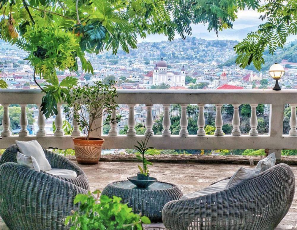 Habitation Jouissant, Cap-Haitien, Haiti