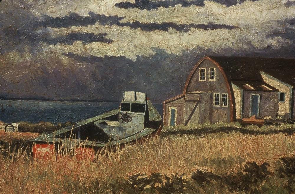 North Shore cape Breton
