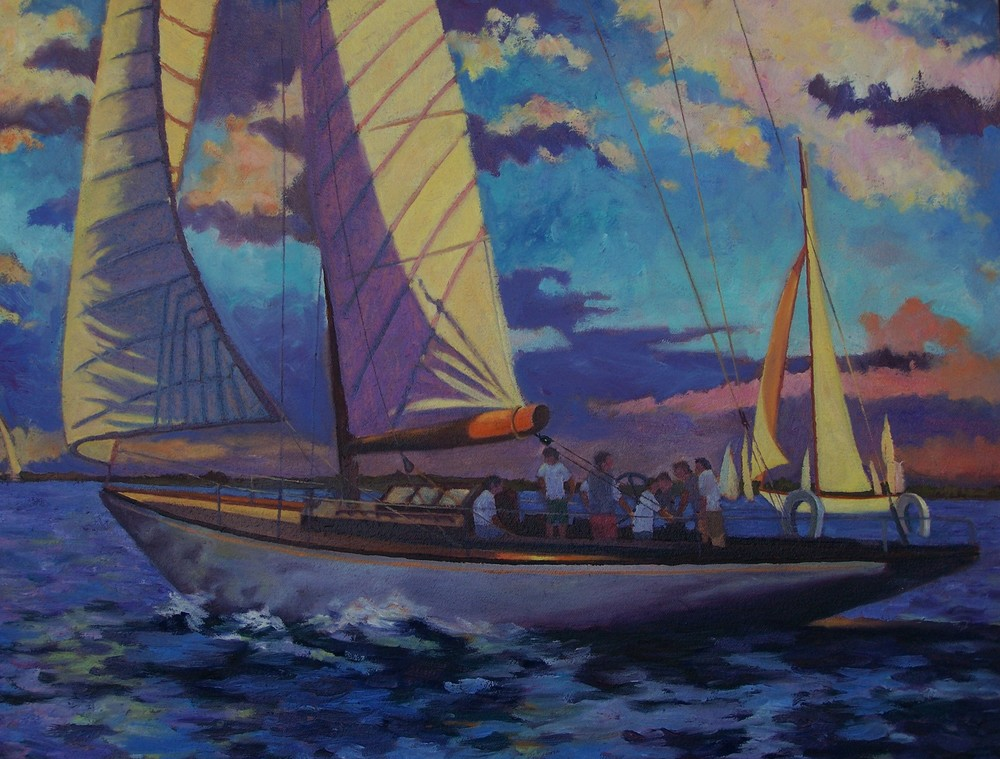 Nantucket Sloop