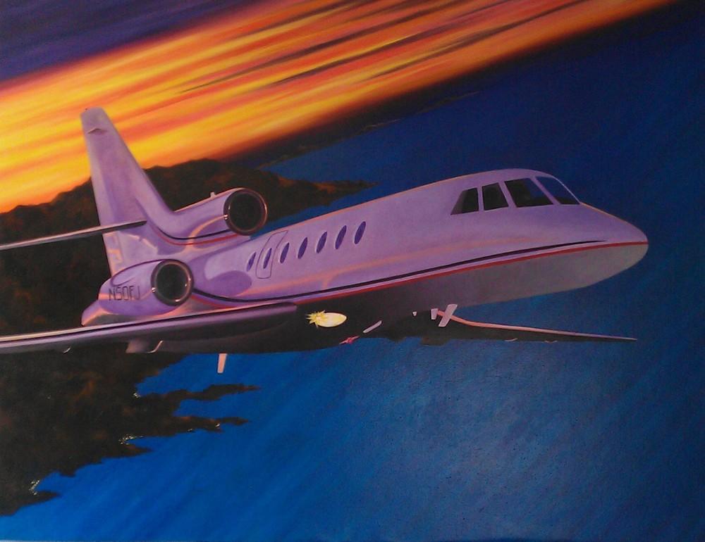 Falcon 900