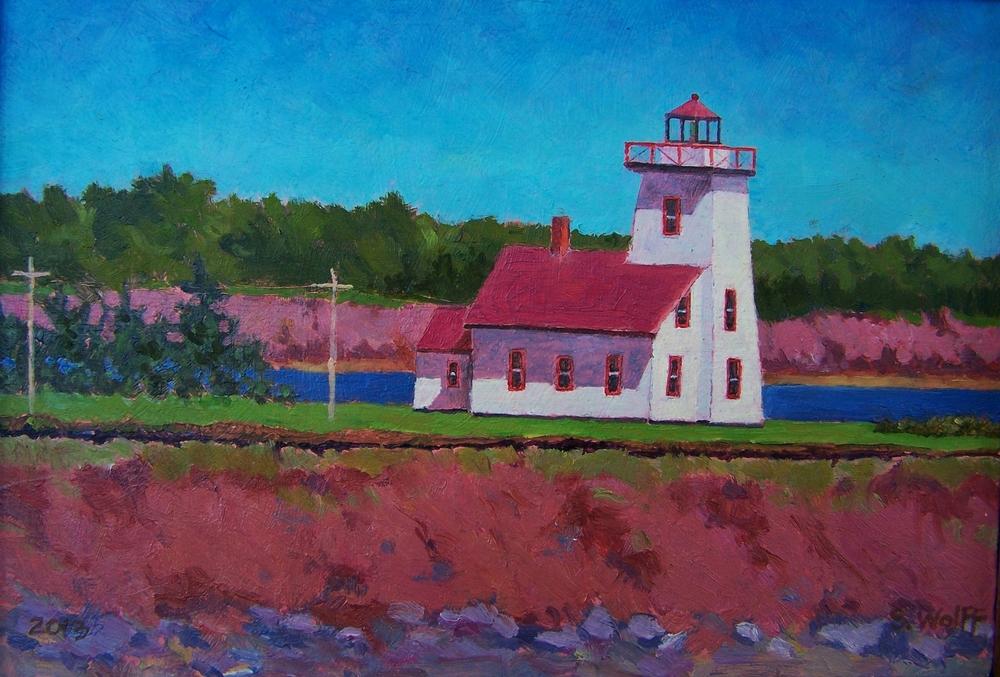 P.E. I. Lighthouse
