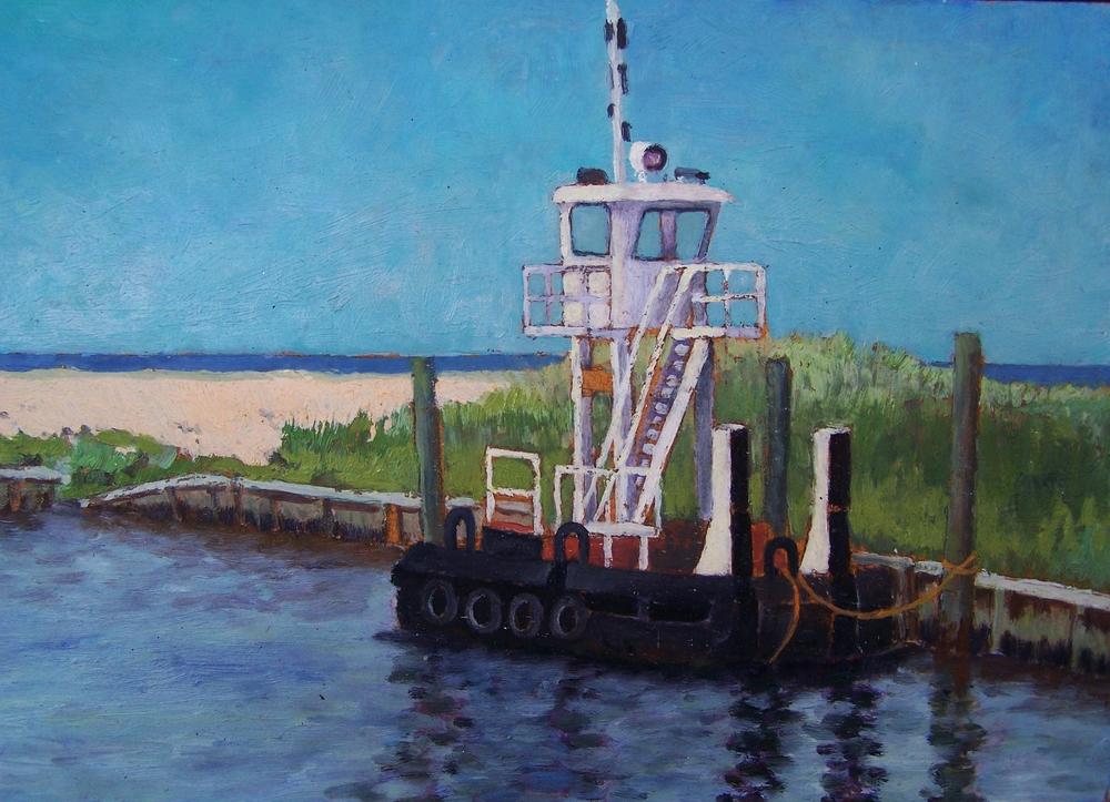 Buxton Harbor N.C.