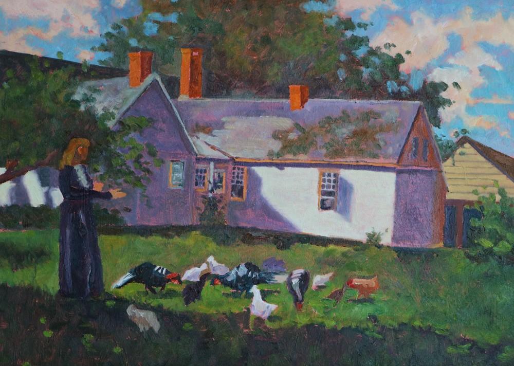 "Winslow Homer ""study"""