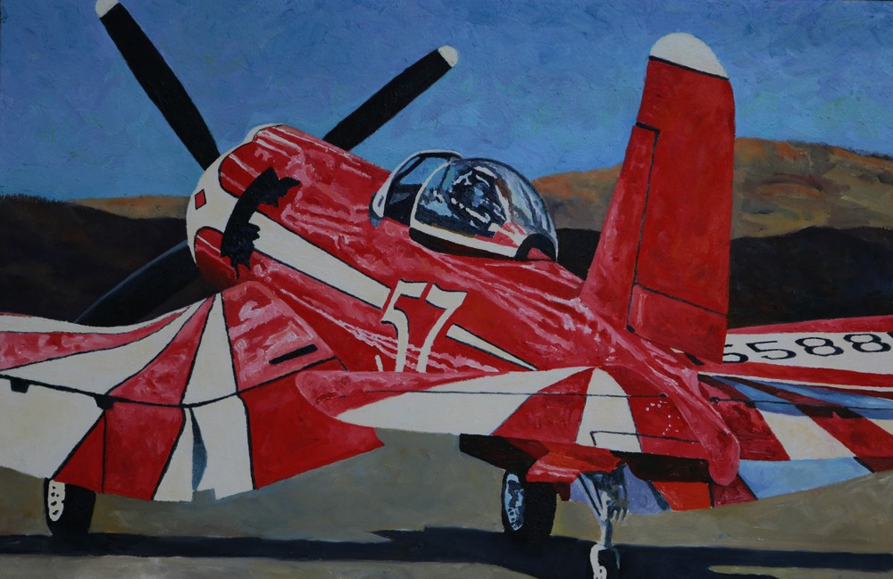 Super Corsair Reno air Racer