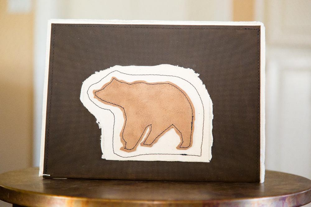 """""""Bear"""" iPad Sleeve"""