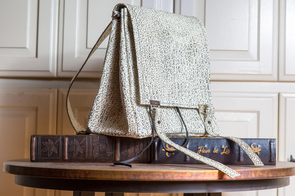 English-style Backpack