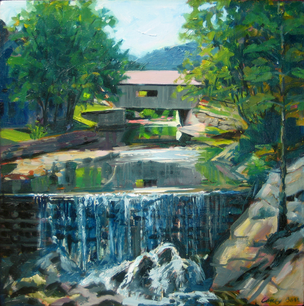 Warren Covered Bridge 20 x 20