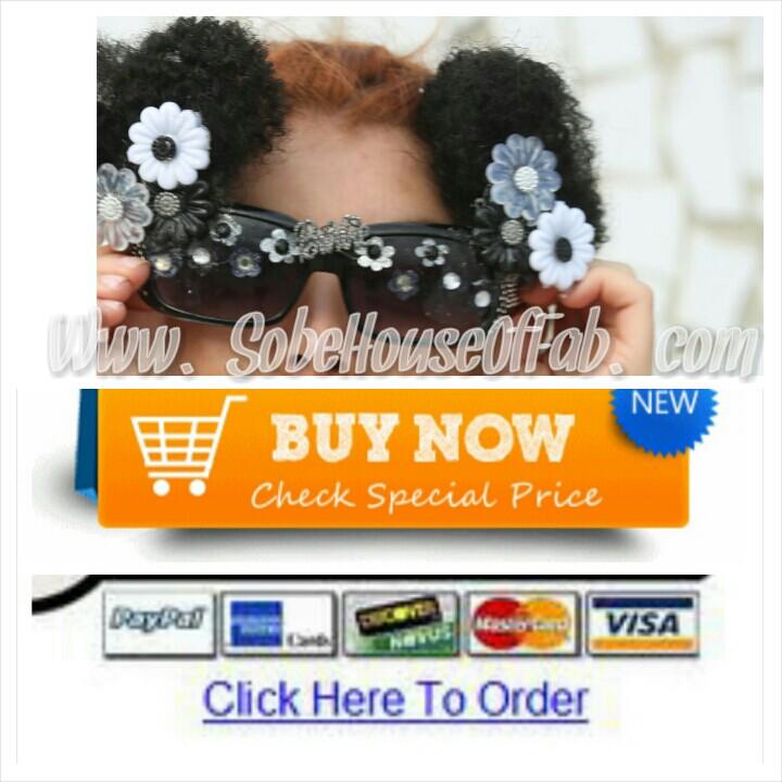 Afro Barbies Sunglasses