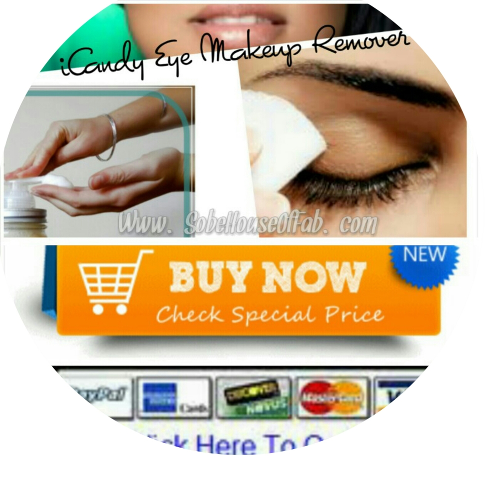 ICandy FoamIng Eye Makeup Remover