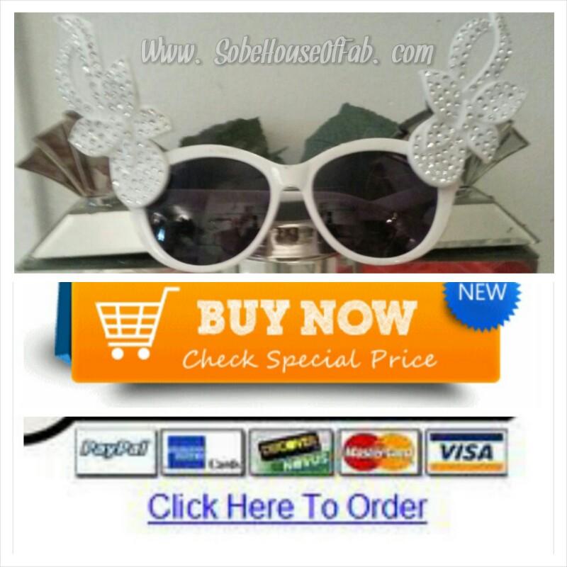 White Devils Sunglasses