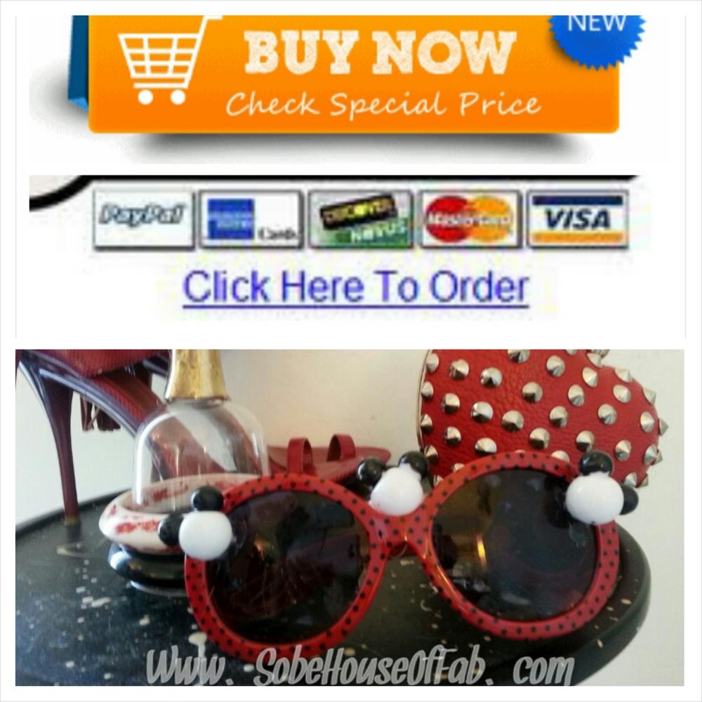 Skinny Minnie's Revenge Sunglasses
