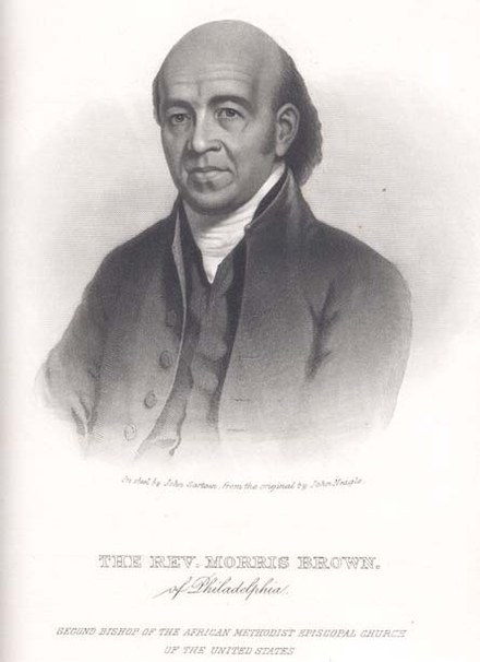 Rev. Morris Brown.