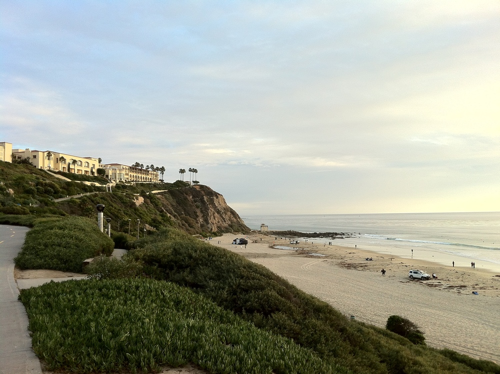 Salt Creek Beach / Dana Point