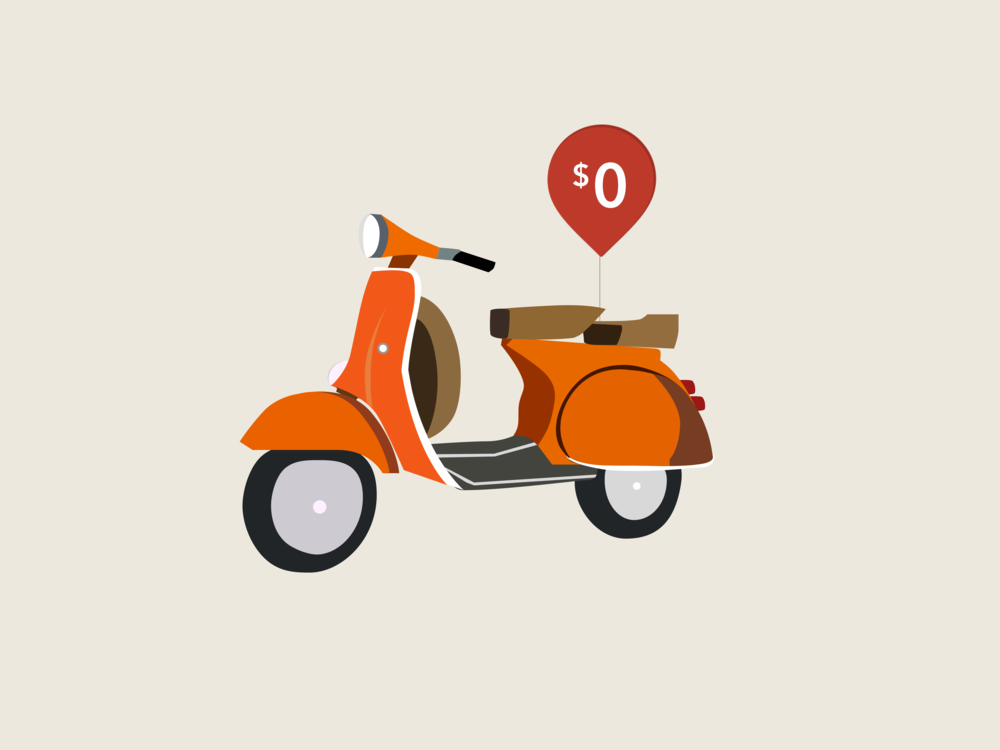 Your Rides are now Free!   Gifted by the community, for the community   Find out more