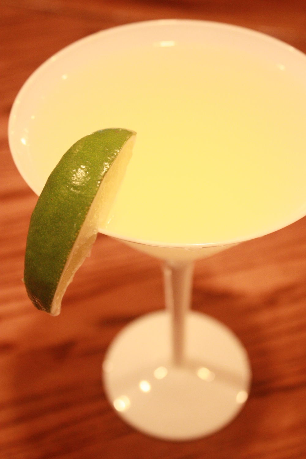 Ginger Lime Martini