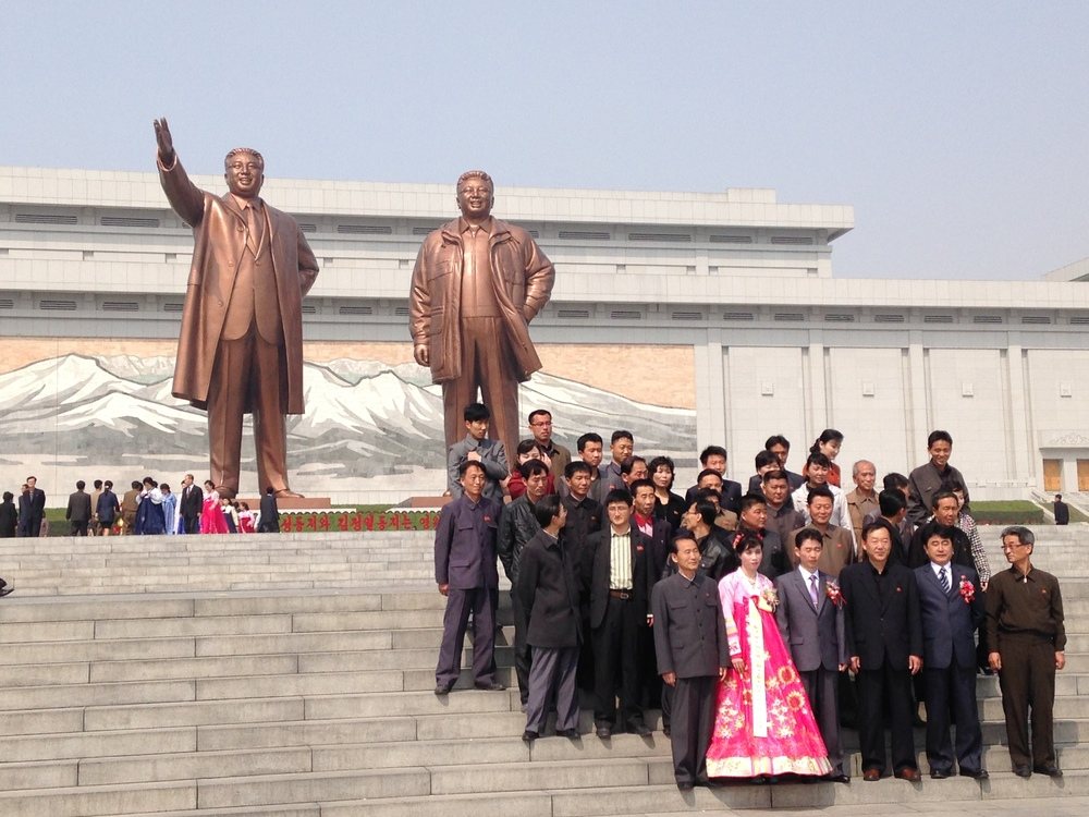 north korea - click to view exclusive pictures behind the mysterious state