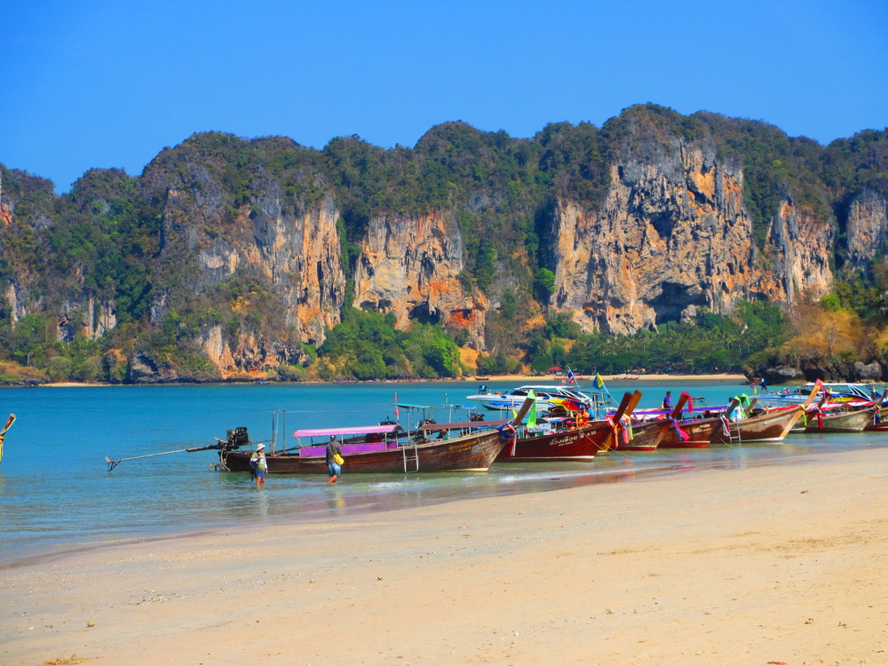 thailand - click to smell the sea breeze on some of Asia's most beautiful waterfronts