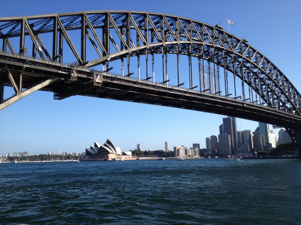 sydney - click to soak in that aussie sunshine