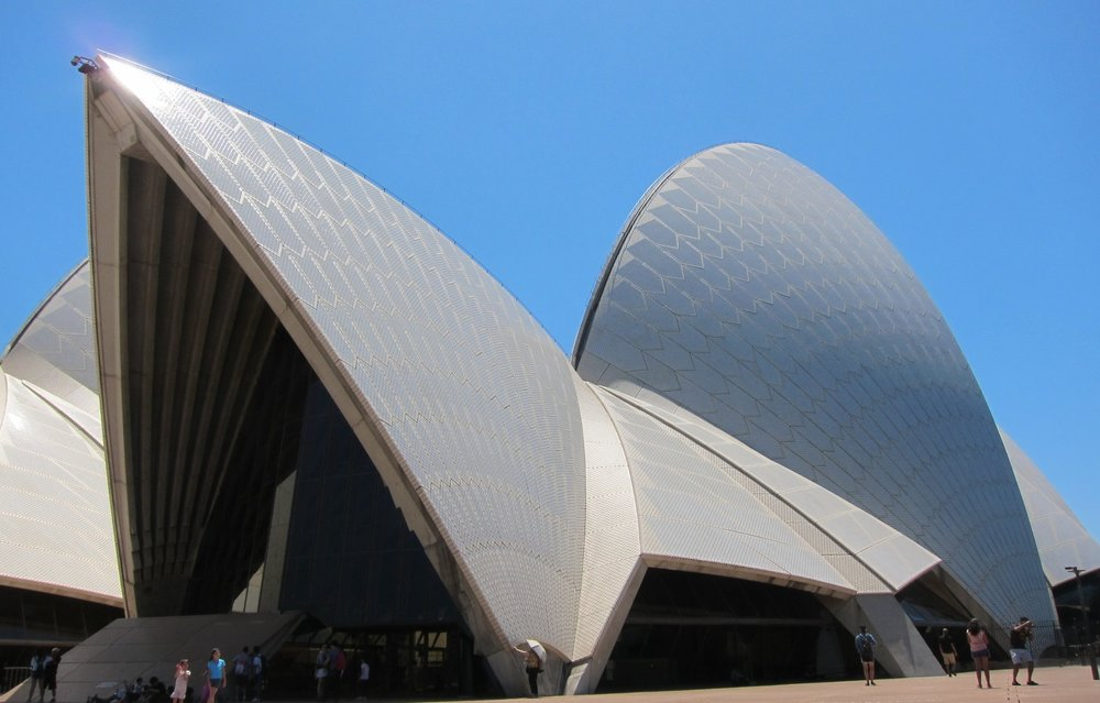 ...........the iconic image of Australia - the beautiful Sydney Opera House