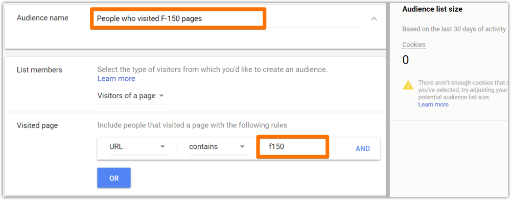 AdWords audience f-150 page viewers 76 01.png
