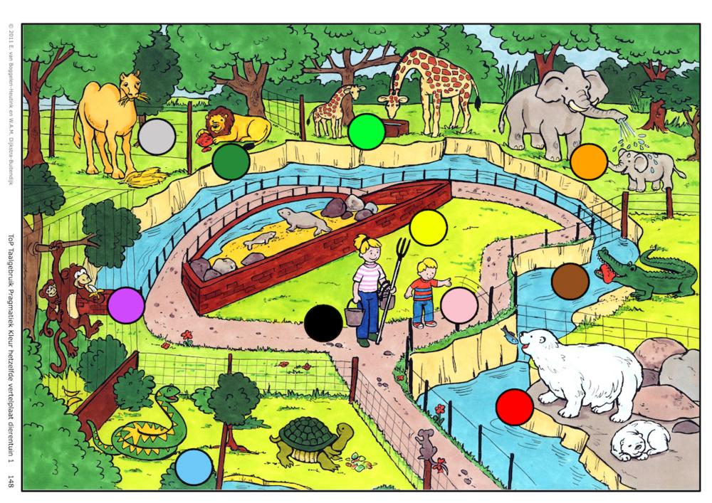 148. pragmatiek kleur hetzelfde dierentuin 1 .png